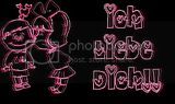 ICH LIEBE DICH